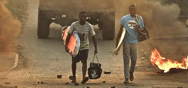 Surf urbano en busca de libertad