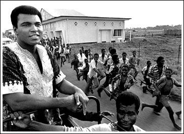 En el ring africano: Muhammad Ali contra el Imperialismo
