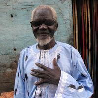Thiossane Abdlaye N'diaye, el portador de la tradición