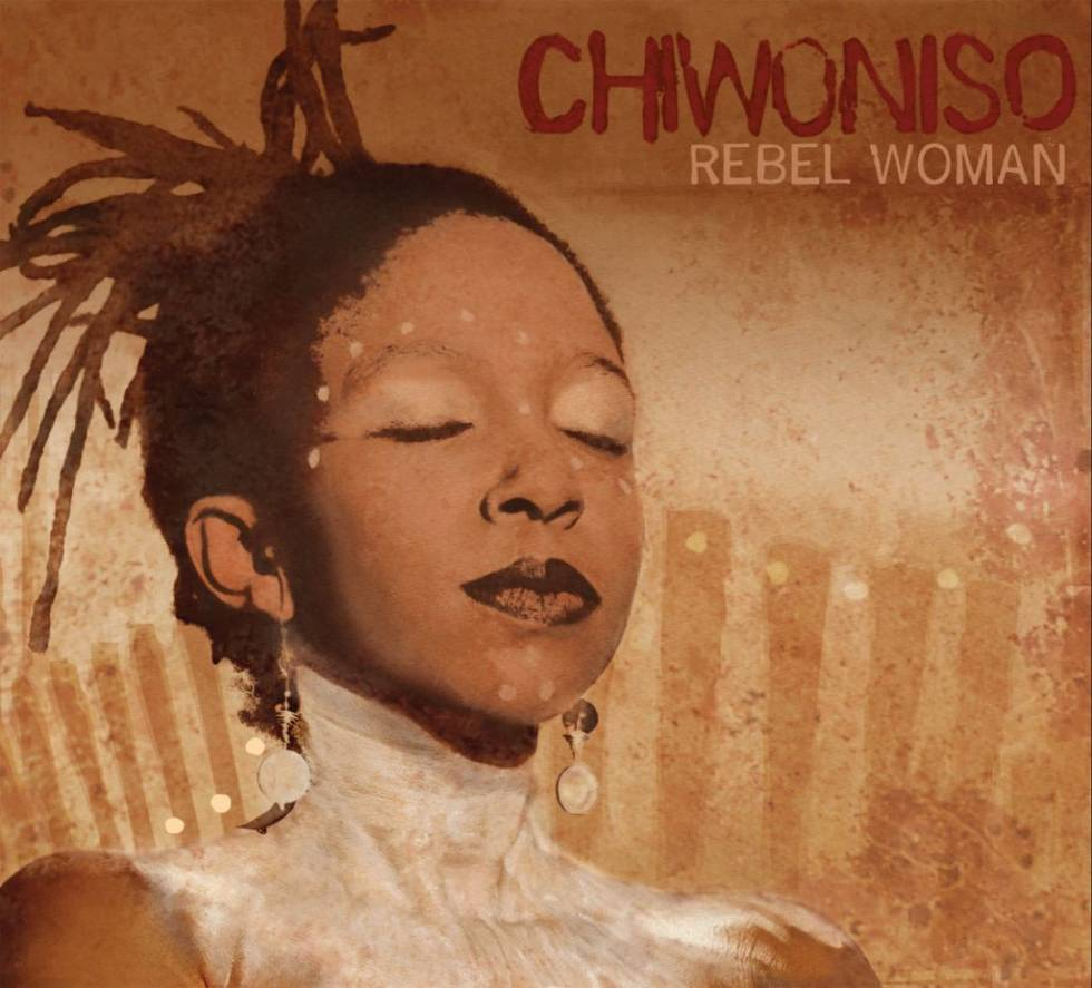 La voz zimbabuense de Chiwoniso