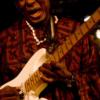 La guitarra ghanesa por excelencia, la del compositor Ebo Taylor