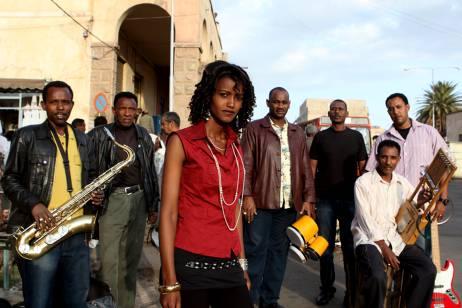 Asmara Allstars, líderes del Ethio Jazz y los sonidos abisinios