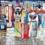 '3 Kokoricos', el dinamismo de las sociedades africanas a través de la pintura