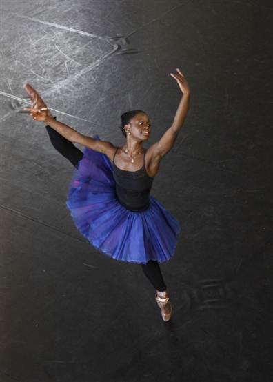 Sobre la excepcionalidad de las bailarinas africanas