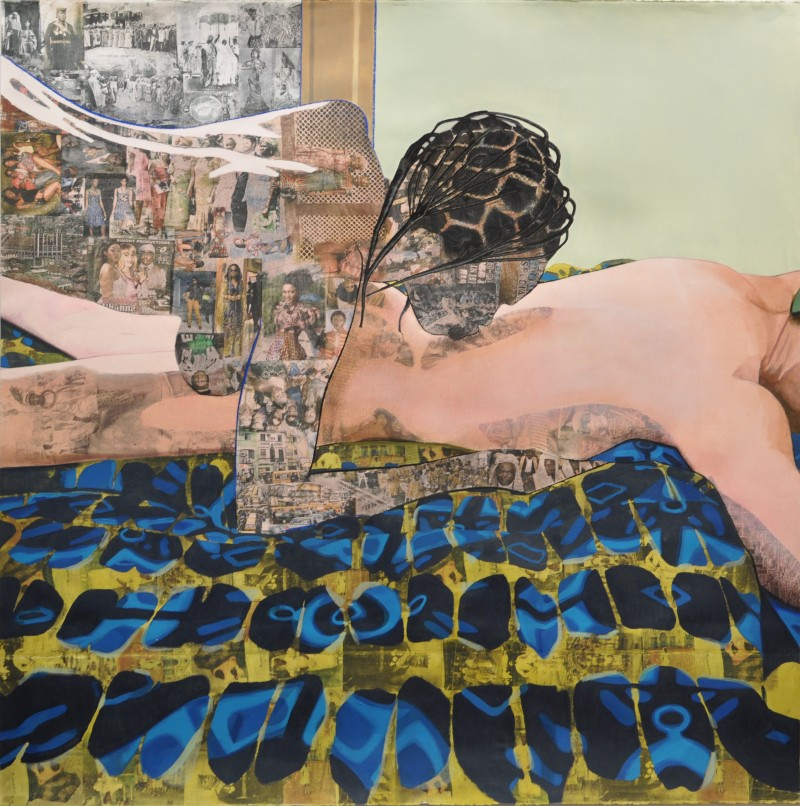 La identidad 'glocal' y la obra de Njideka Akunyili