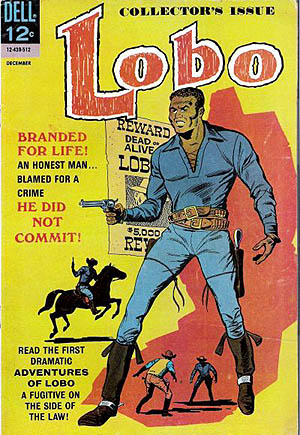 Lobo, un pistolero del Viejo Oeste (1965).