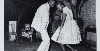 "Nuit de Nöel de Malick Sidibé en ""The Progress of Love"""