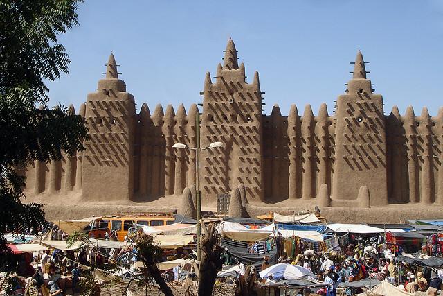Dilemas de Norte y Sur (V): Arquitectura sudanesa en Mali