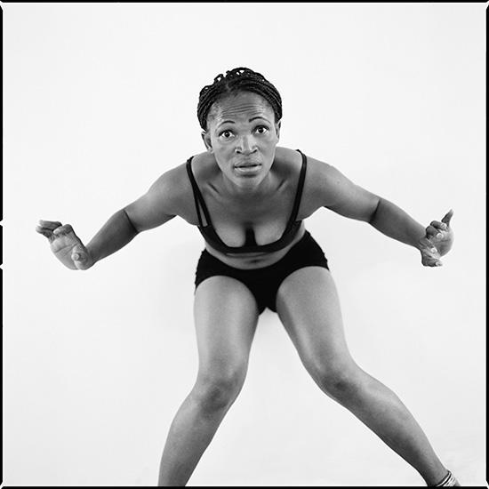 El Oxímoron: danza contemporánea africana (I)