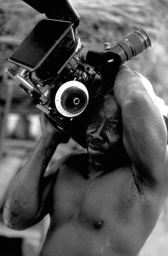 Película La Génesis de Sissoko. Foto: Catherine et Bernard Desjeux.