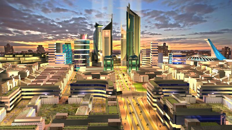 """'Silicon Savannah', una """"tecnopolis"""" en Kenya"""