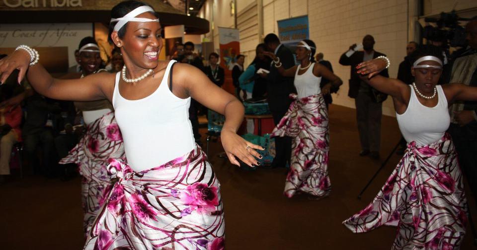 Ensayos para el Carnaval de Kigali. Fuente: www.jamafest.org