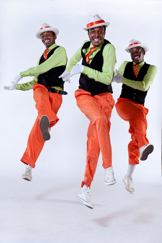 'Mapantsula Style', pies a ritmo de Kwaito