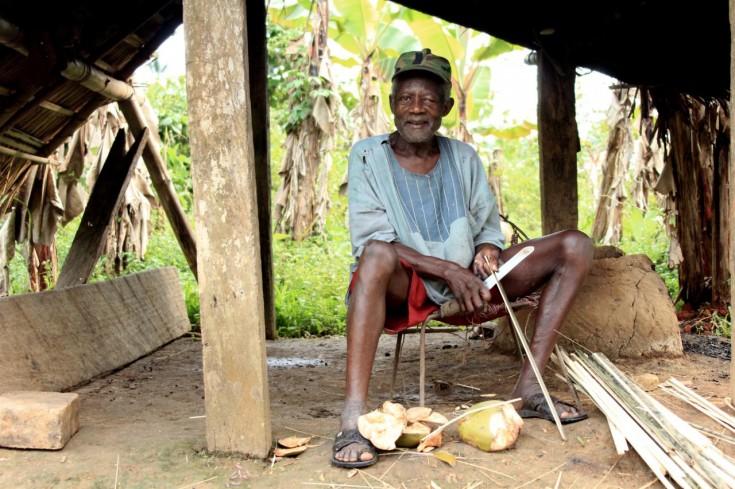 La tercera edad. Calabar (Nigeria). Foto: Gloyer Matala Evita