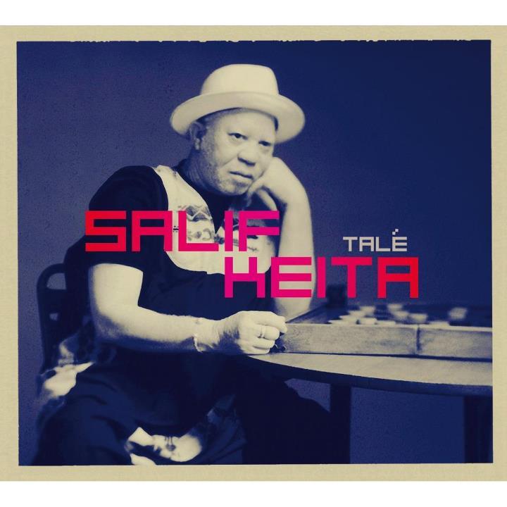 Portada de su último disco, Talé, producido por  Phillipe Cohen-Solal de Gotan Project.