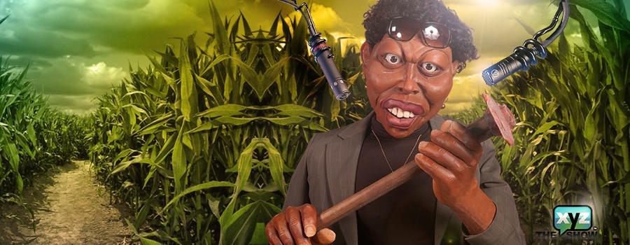 Marionetas y guiñoles, alter egos africanos