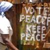 Ni Sisi, teatro para la paz en Kenya