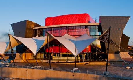 Teatro de Soweto inaugurado en 2012