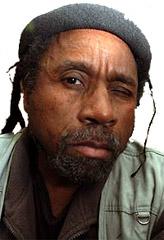 El fotógrafo jamaicano Armet Francis. Fuente: bbc.co.uk