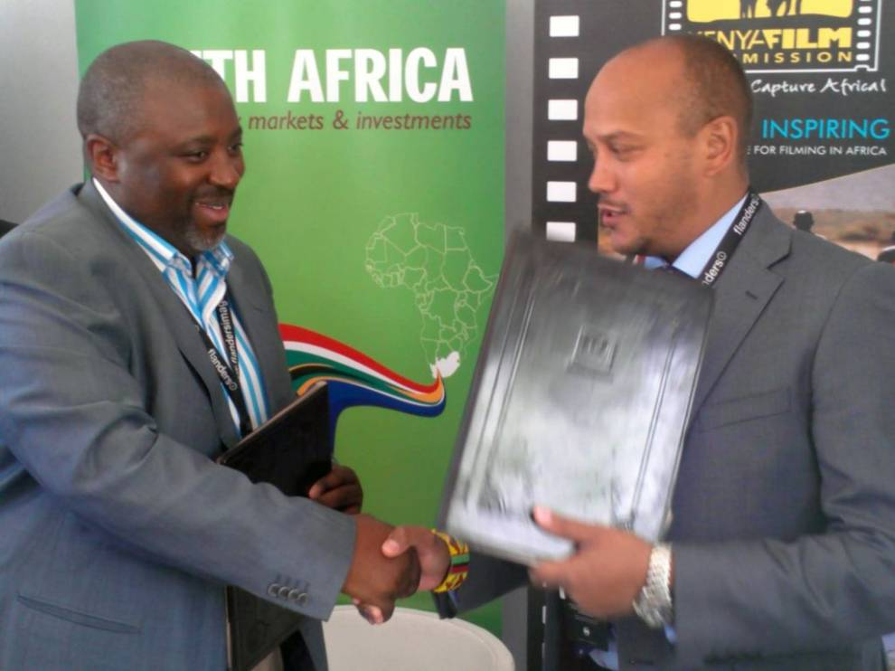 Kenya Film Comission - National Film and Video Foundation