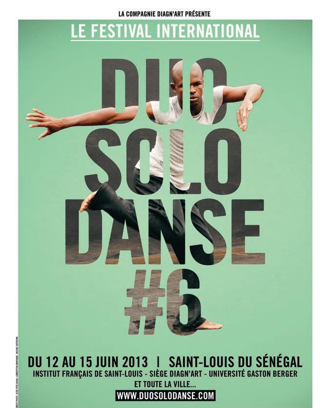 Festival Internacional Duo Solo Danse (St.Louis, Senegal)