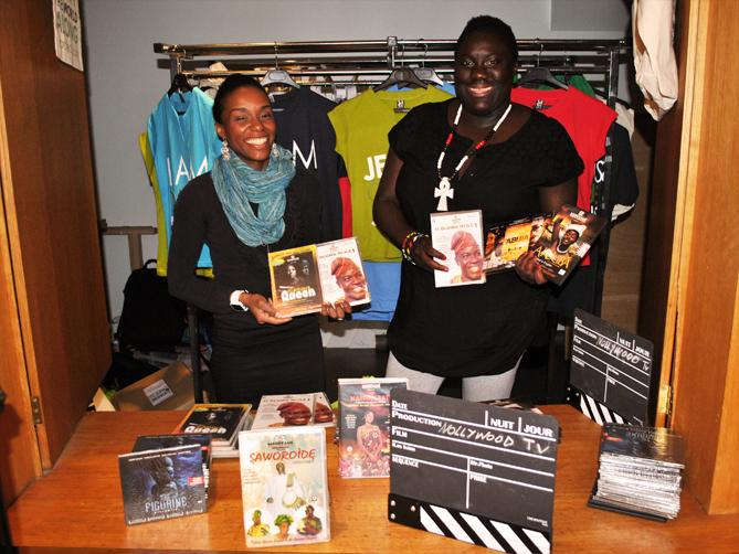 Nollywood llama a la puerta de la diáspora francesa