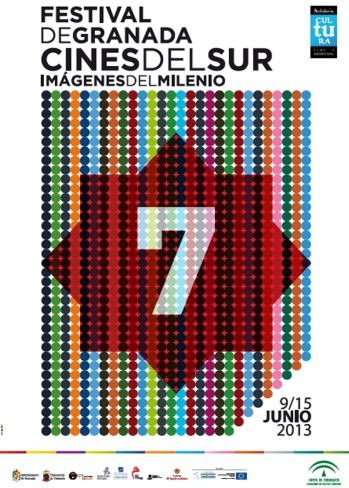 7ª edidicón del Festival de Granada cines del sur 2013.