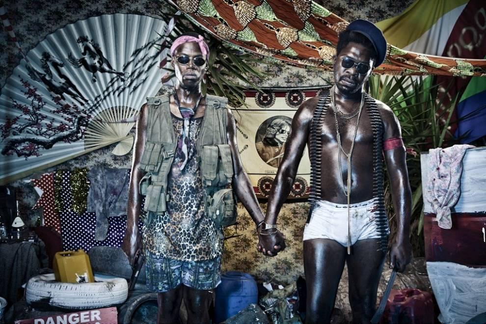 Kudzanai Chiurai: cómo poner en jaque la política a través del arte
