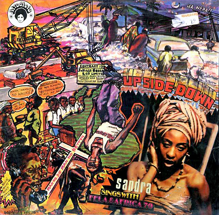 "AFROBEAT (Vol. II): Kalakuta Republic y los ""Band boys"""