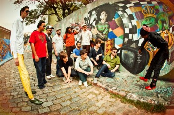 La banda estadounidense Antibalas