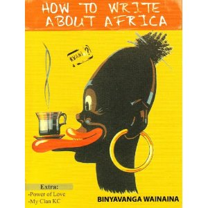 Cubierta de How to write about Africa