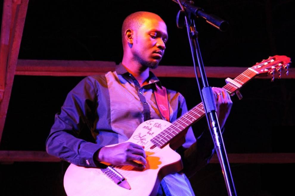 """Peter Mawanga: """"En Malaui tengo una tribuna que muchos no tienen"""""""