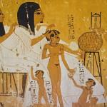 El lenguaje del pelo en el antiguo Egipto