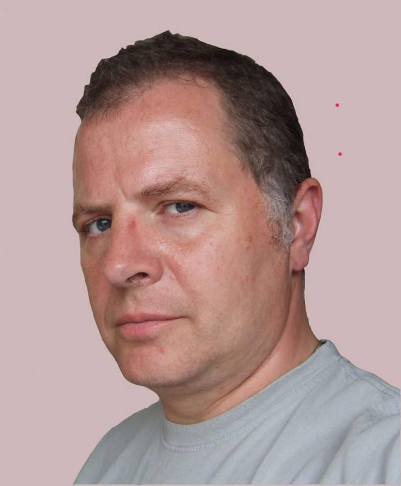 Andy Morgan. Fuente: web del autor www.andymorganwrites.com