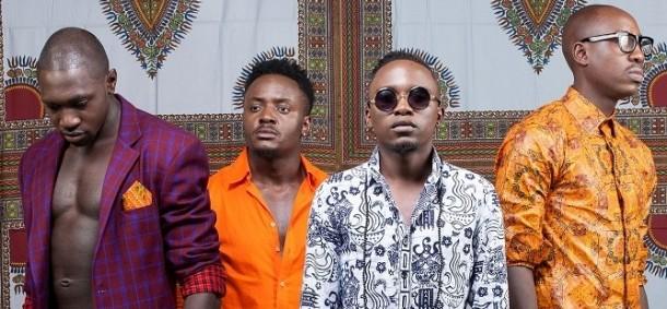 """Sauti Sol: """"Es un privilegio representar la música de Kenia"""""""