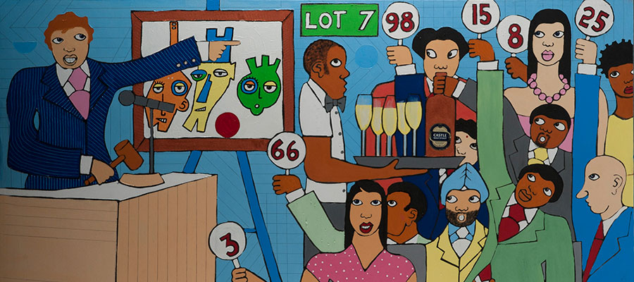 Kenia, anfitriona de la primera subasta de arte contemporáneo de África del Este