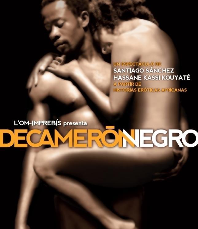 De Eros a Oshun: el 'Decamerón Negro' llega al teatro