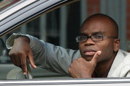 Edem Awumey. Fuente: www.lapresse.ca