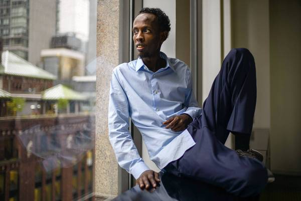 Barkhad Abdi, nominado al Oscar al mejor actor secundario