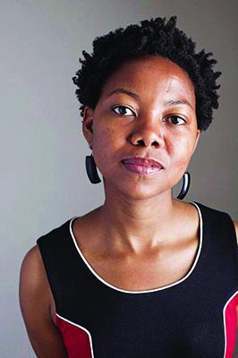 NoViolet Bulawayo. Fuente: Web de la revista New African Magazine