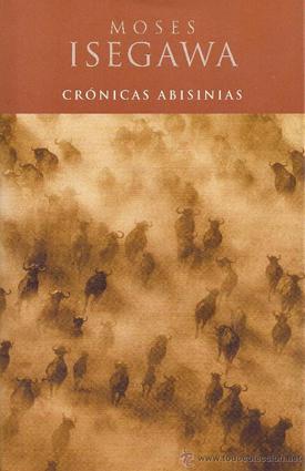 Cubierta de Crónicas Abisinias