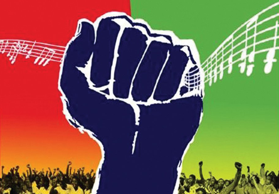 Proyección de 'Amandla! A Revolution in Four-Part Harmony'