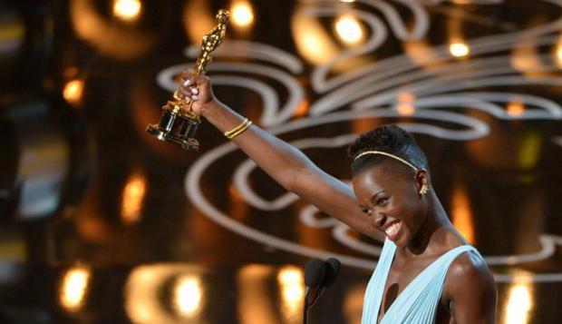 Situar África en el mapa o la didáctica de ganar un Oscar – Lupita Nyong'o