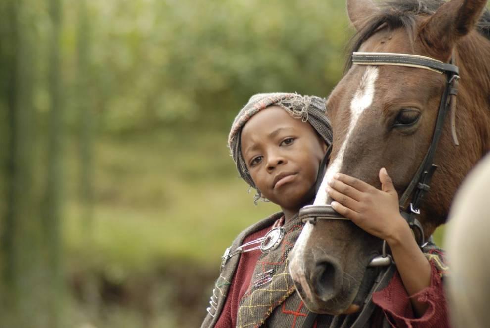 Lesotho estrena su primera película