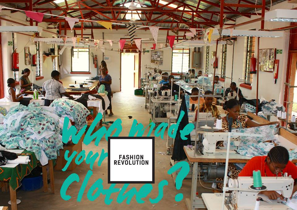 Fashion Revolution Day: la revolución se acerca a la moda
