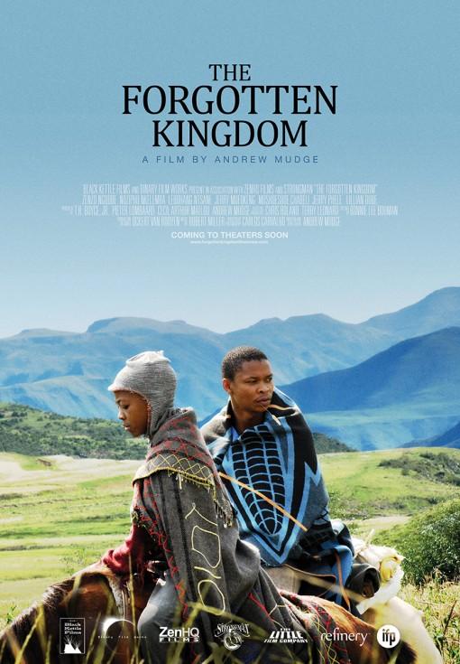 Cartel de la película 'El reino olvidado' de Andrew Mudge.