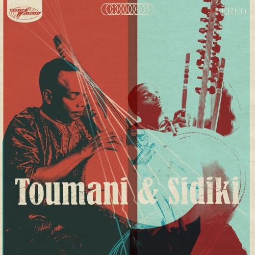 Portada del álbum Toumani & Sidiki