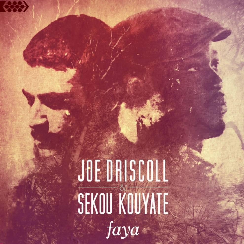 Portada de 'Faya', de Joe Driscoll & Sekou Kouyate.