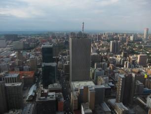 Johannesburgo. Foto: V.Anaya