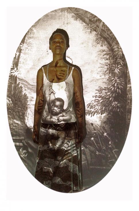'Umasifanisane' de Makhubu Nomusa.  © Biennale d'Art Africain Contemporain de Dakar, Dak'Art